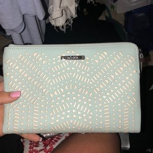 Handbags - never used clutch!